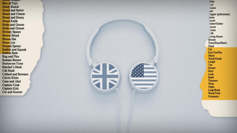 v čom sa líši americká angličtina od tej britskej