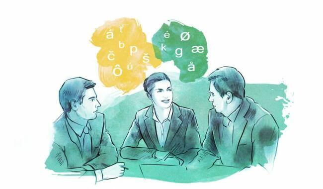 Translata ilustrácia - rokovanie