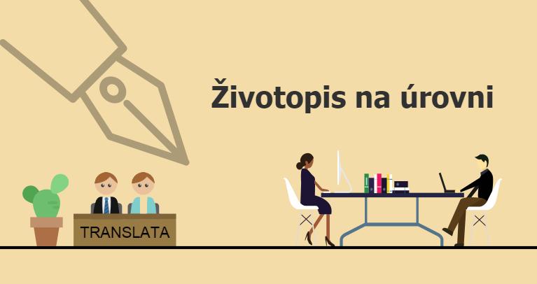 Ako Napisat Zivotopis Translata